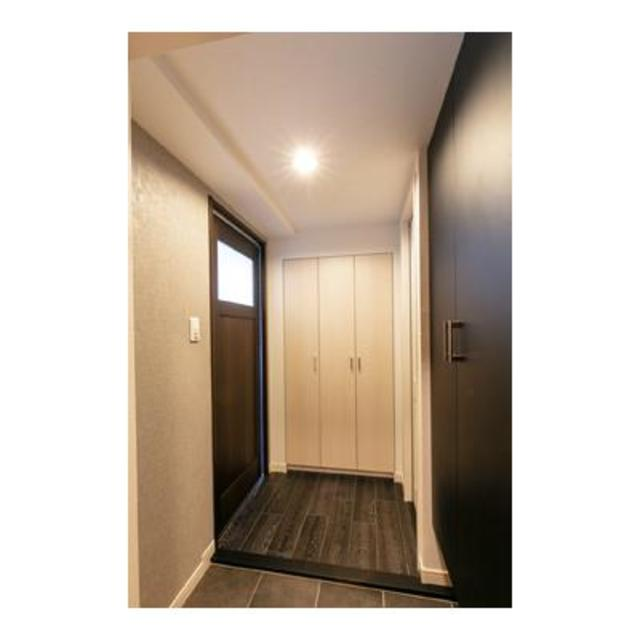 シャトーライフ自由が丘1 401号室の玄関