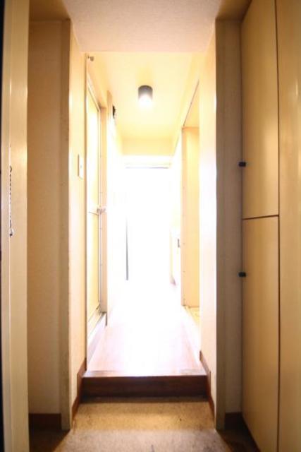 ジョイフル浦和 204号室の玄関