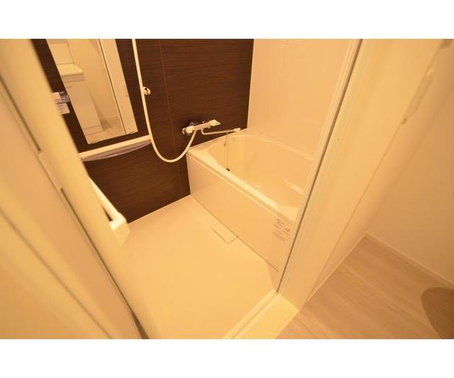ASN 101号室の風呂