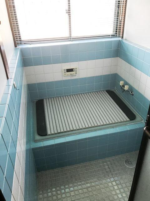 実ケ谷戸建の風呂