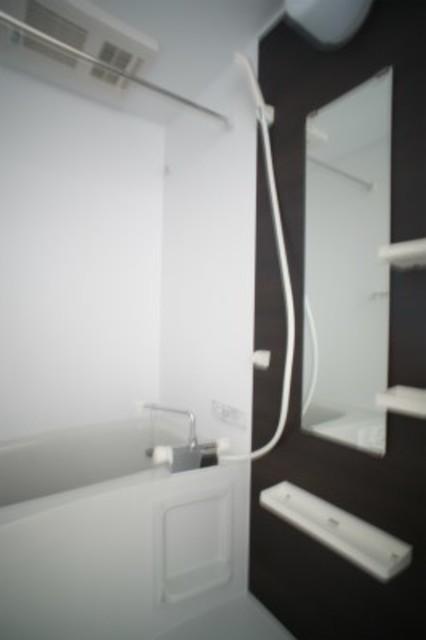リブリ・ゆり本町 203号室の風呂