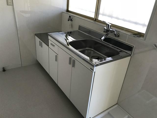 サンライズ 203号室のキッチン