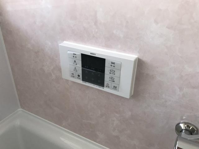サンライズ 203号室の風呂