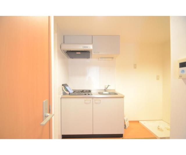 SGビル 302号室のキッチン