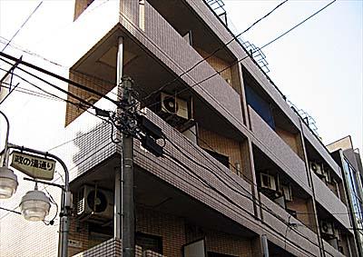 ライオンズマンション川崎駅南外観写真