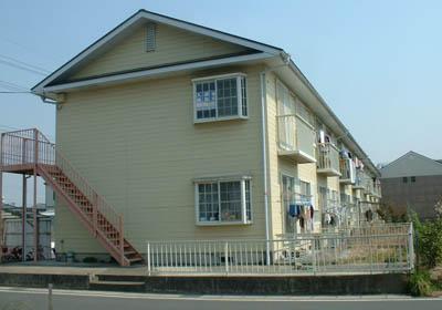 サンハイツ山田 B-202号室の外観