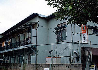 アパートメント正興No.3外観写真