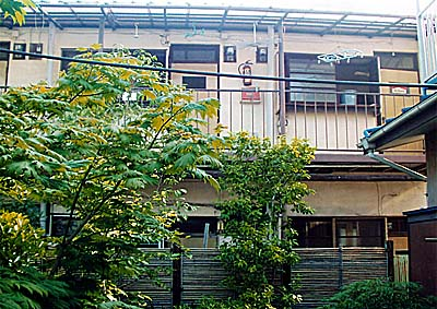 柴田荘外観写真