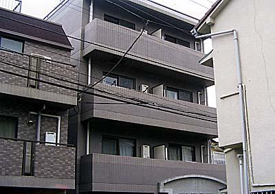 ペルシモン世田谷外観写真