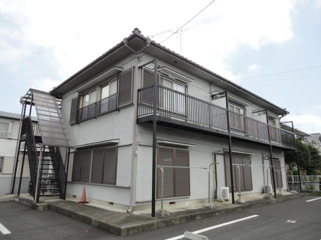昭和荘外観写真