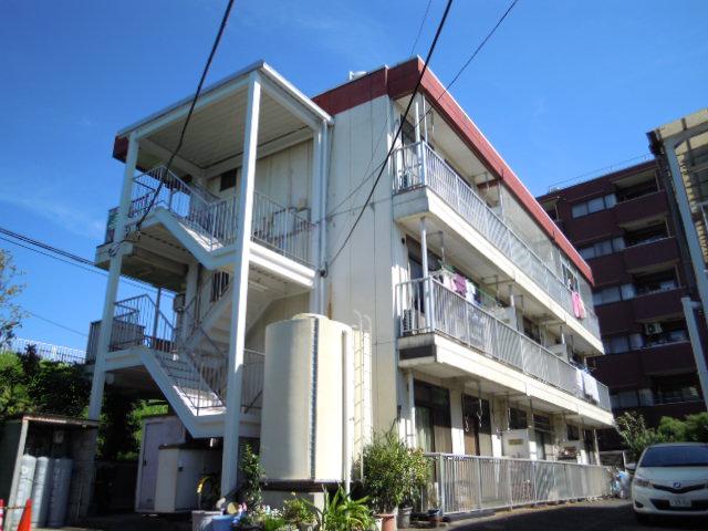マンション三鈴外観写真