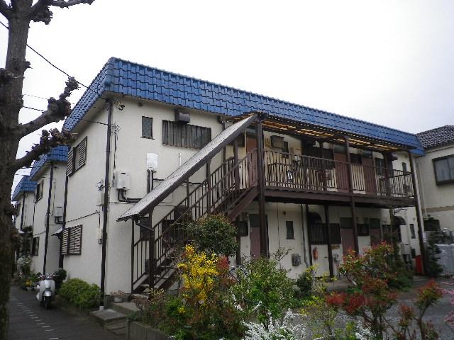サンハウス松本B外観写真