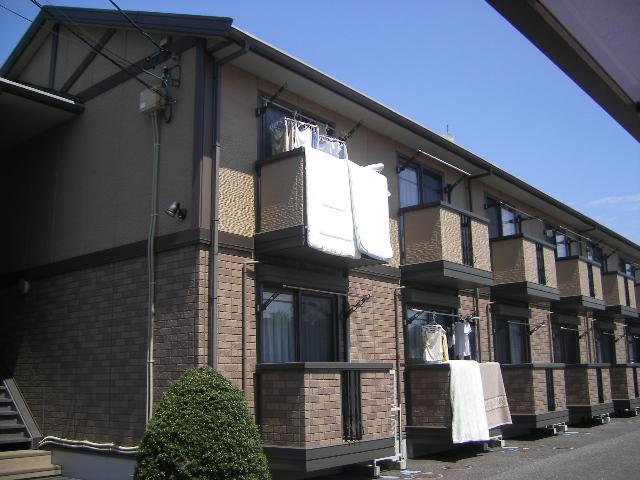 ハウス富士外観写真