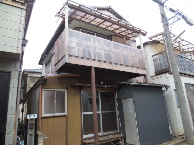 三芳町北永井戸建外観写真