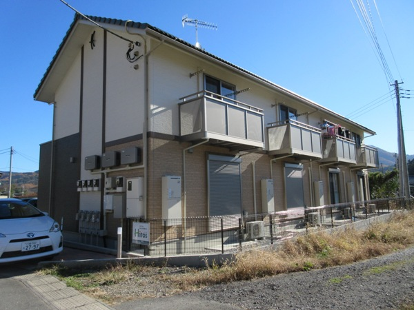 メゾネットFUKASAWA A外観写真
