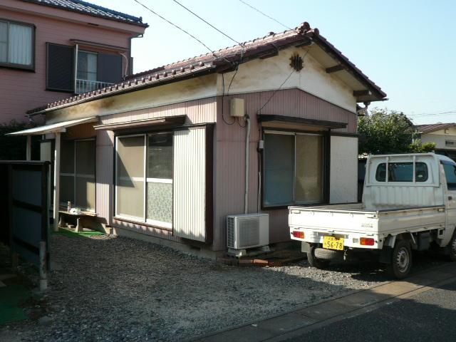石田様 借家3号棟外観写真