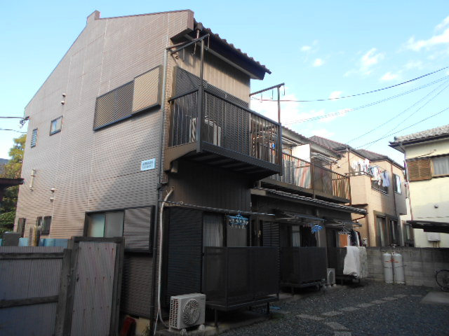 SHIMAZAKIハイツ 101号室の外観