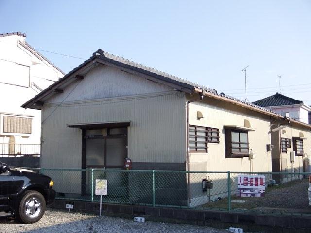 豊和総業貸家 3号棟外観写真