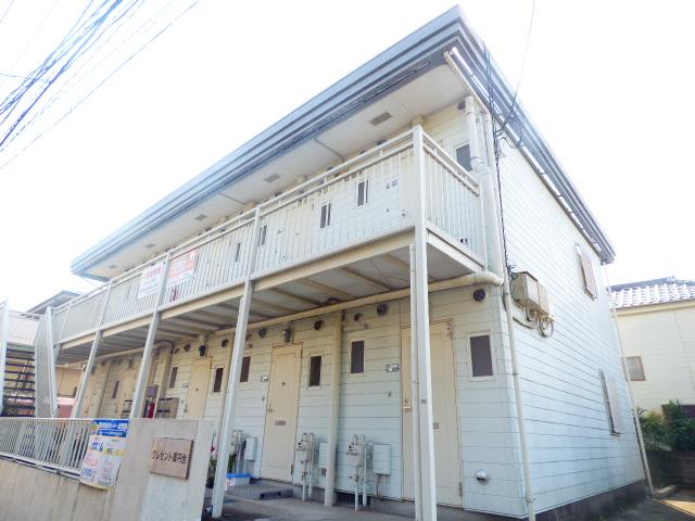 クレセント薬円台外観写真