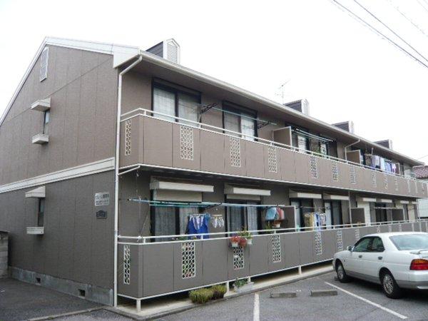 セジュール田喜野井 101号室の外観