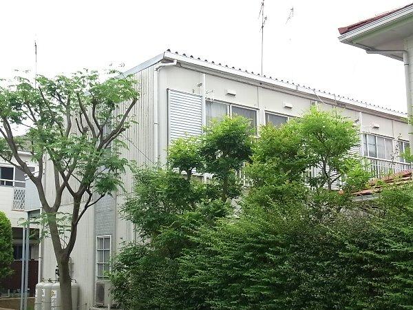 渋谷ハイツ外観写真