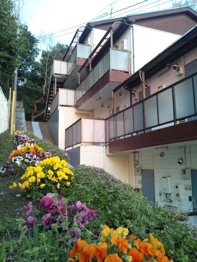 グリーンヒル西村外観写真