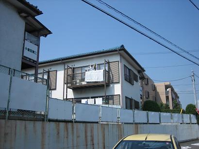 小倉荘第一外観写真