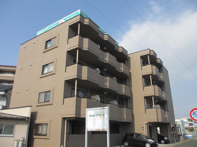 野中第6マンション外観写真