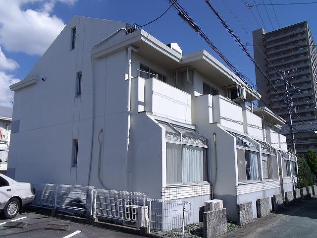 上島ロイドアパートB外観写真