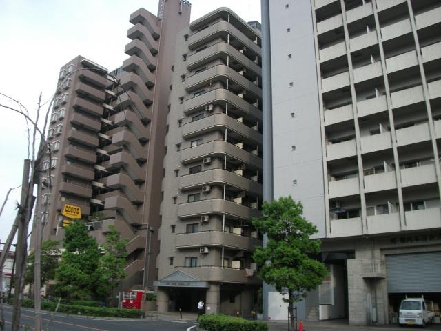 ライオンズマンション川崎第15外観写真