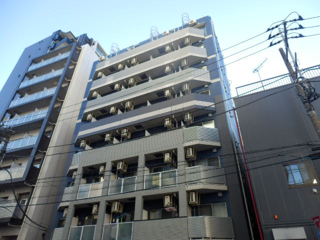 ガーラ・シティ川崎外観写真