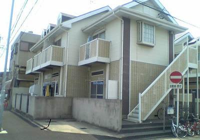 エクセル八田Ⅱ外観写真