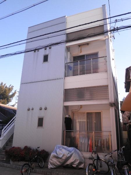 アパートメント51外観写真