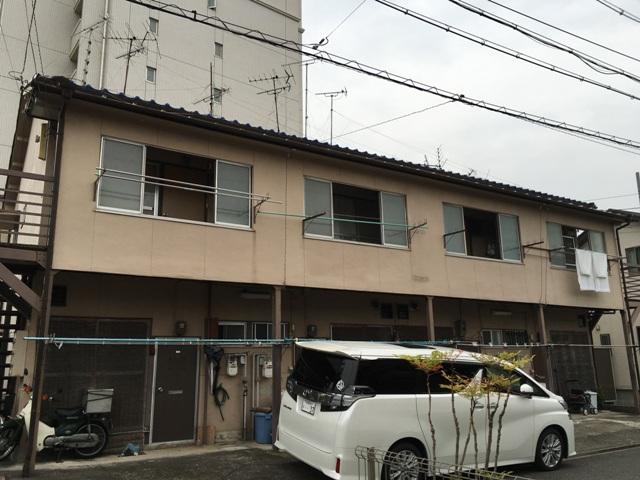 浅井コーポラス外観写真