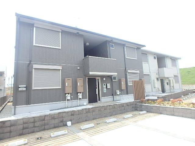 アビタシオン横井外観写真