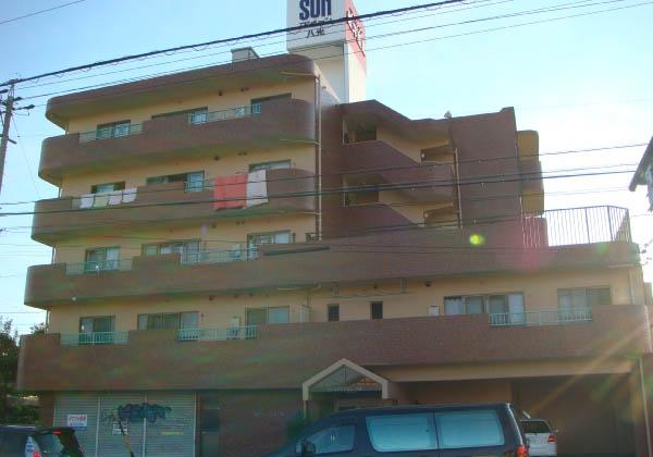 サンマンション八光外観写真