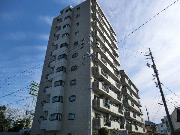 シーアイマンション高蔵寺外観写真