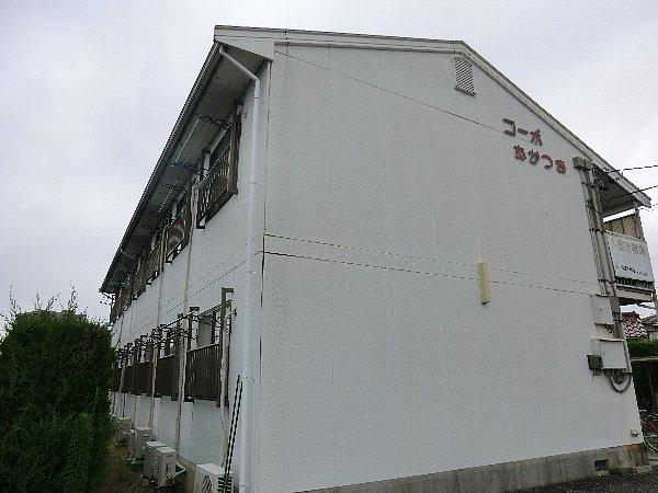 コーポあかつき 106号室の外観