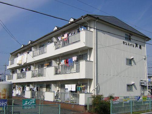 第1サンハイツ戸崎外観写真