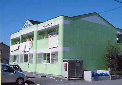 グリーンハウスC外観写真