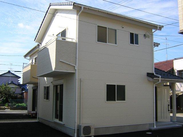コンコートTAKAHASHI外観写真