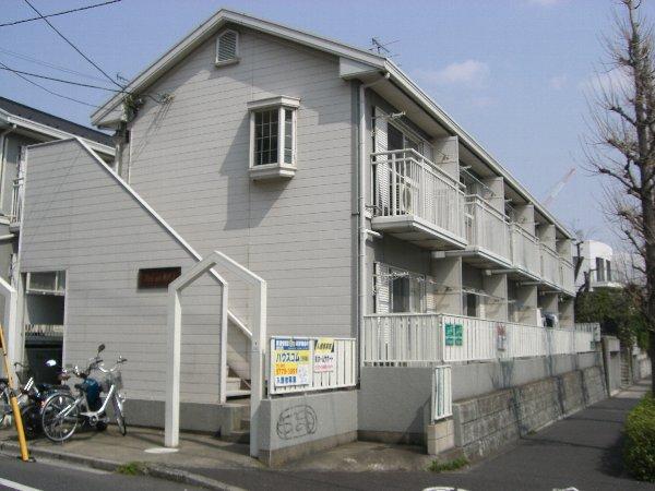 パークサイド駒沢 B-203号室の外観