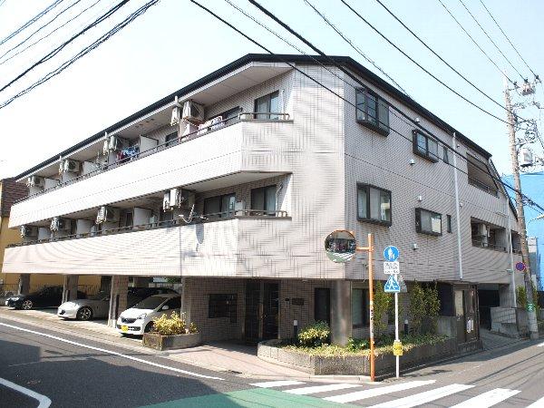 YMO駒沢外観写真