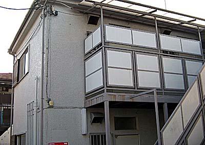 コスモハウス桜新町外観写真