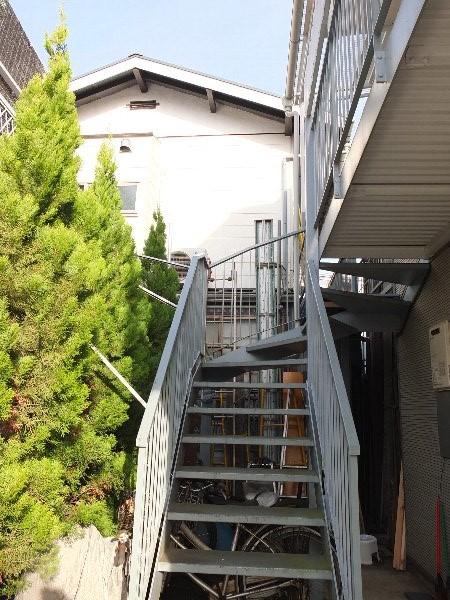 TOSHIハウス 204号室の外観