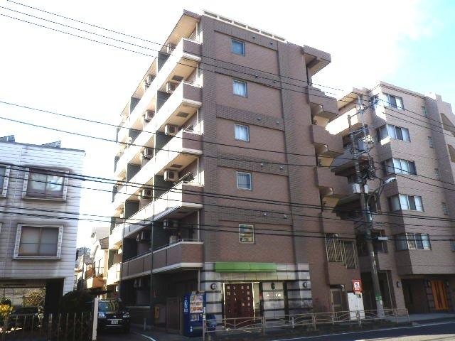 アルカサーノ新杉田外観写真