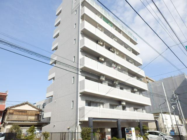 クリオ平塚参番館外観写真