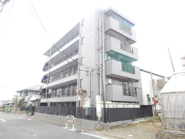 ドムール平塚第2外観写真