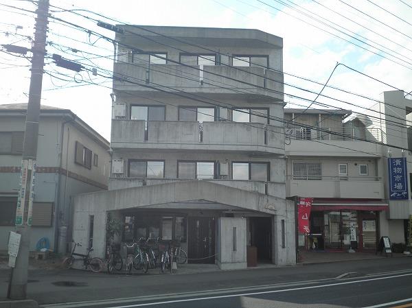 ベルウッドマンション2号館外観写真