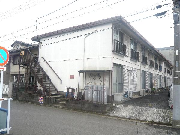 サンライズアパートメントA外観写真